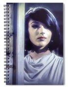 Joanna Frank In Zzzzz Spiral Notebook