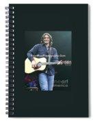 Musician Joe Nicholas Spiral Notebook