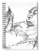 Joe The Italian Spiral Notebook
