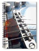 Joe's Guitar Spiral Notebook
