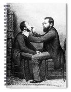 Johann Nepomuk Czermak (1828-1873) Spiral Notebook