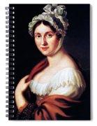 Johanna Wagner (1774-1848) Spiral Notebook