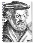 Johannes Aepinus (1499-1553) Spiral Notebook