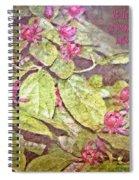 John 15 18 Spiral Notebook