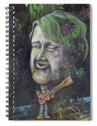 'john Bell' Spiral Notebook