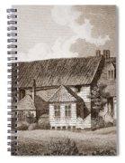 John Bunyans Meeting House, Early 19th Spiral Notebook