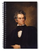 John C Calhoun Spiral Notebook