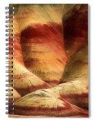 John Day Martian Landscape Spiral Notebook