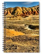 John Day Oregon Landscape Spiral Notebook