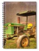John Deere 2440 Spiral Notebook