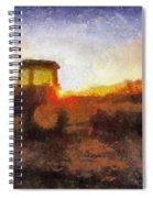 John Deere Photo Art 06 Spiral Notebook