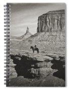 John Ford Point Spiral Notebook