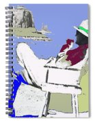 John Ford The Searchers Set Monument Valley Arizona 1955-2013 Spiral Notebook