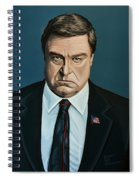 John Goodman Spiral Notebook