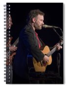 John Gorka And Michael Manring In Concert Spiral Notebook