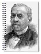 John Guy Vassar (1811-1888) Spiral Notebook