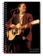 John Hiatt Spiral Notebook