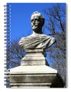 John Howard Payne -- Home Sweet Home Spiral Notebook
