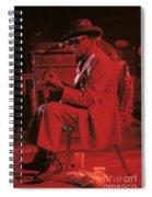 John Lee Hooker Spiral Notebook