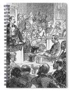 John Maskelyne Spiral Notebook