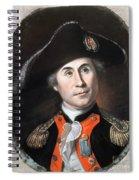 John Paul Jones Spiral Notebook