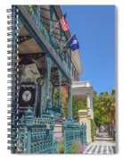 John Rutledge House Spiral Notebook