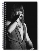 John Schlitt 11 Spiral Notebook