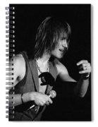 John Schlitt 15 Spiral Notebook