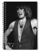 John Schlitt 17 Spiral Notebook