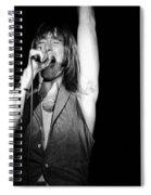 John Schlitt 18 Spiral Notebook