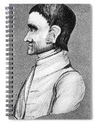 John Woolman (1720-1772) Spiral Notebook