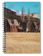 Johnsonville Spiral Notebook