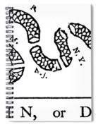 Join Or Die Spiral Notebook