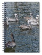 Join The Parade Spiral Notebook