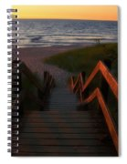 Join Us For The Sundown Spiral Notebook