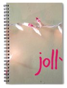 Jolly Spiral Notebook