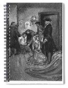 Jonathan Wild (c1682-1725) Spiral Notebook