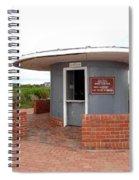 Jones Beach Golf Spiral Notebook