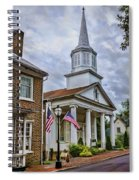 Jonesboro Methodist Church Spiral Notebook