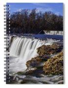 Joplin Grand Falls Overview Spiral Notebook