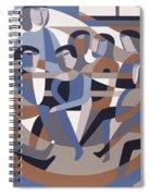 Jordan Quaker Meeting 2 Spiral Notebook