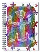Jornada Rave II Spiral Notebook