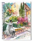 Jose Ledesma Criado In Salamanca Spiral Notebook