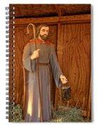 Joseph Spiral Notebook
