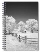 Joseph Poffenberger Farm 8d00231 Spiral Notebook