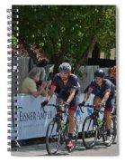 Joseph Rosskopf In The Lead Spiral Notebook