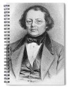 Joseph Skoda (1805-1881) Spiral Notebook