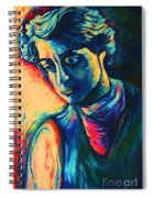 Joseph The Dreamer Spiral Notebook