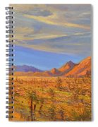 Joshua Tree National Park 2 Spiral Notebook