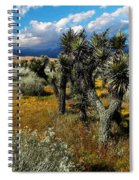 Joshuas And Sage Spiral Notebook